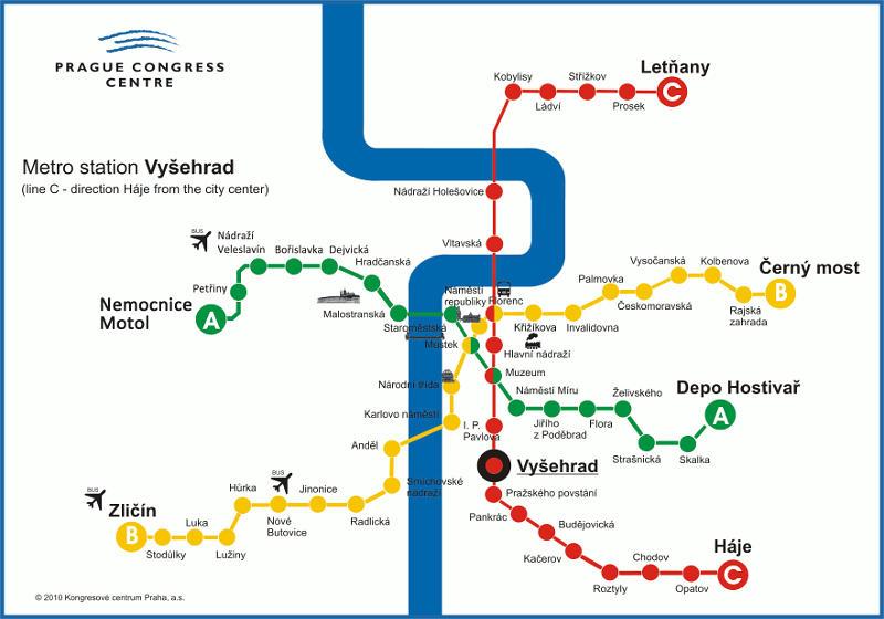 Prague Metro Map Pdf.28th Icygmb Transportation In Prague Yeast 2017