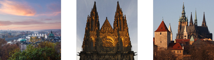 Prague sightseeing tour for accompanying persons (1)